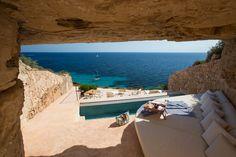 View over the sea #sentinels #luxury #caprocat #mallorca