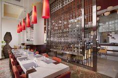 Ресторан отеля Holiday Inn Shanghai Pudong Kangqiao