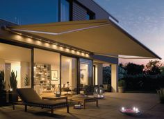 Retractable Canopies - Zenara Awning