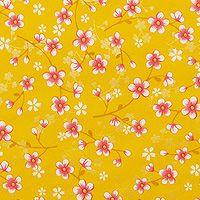 Tapet Pip Cherry Blossom Yellow