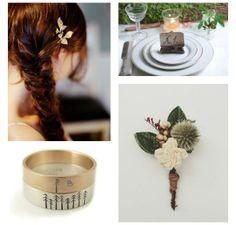 Rustic Whimsical Woodland Wedding Ideas