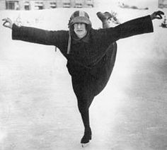 Skate Guard: Ethel Muckelt: The Oldest Olympic Figure Skating Medallist In History