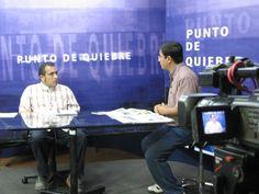 entrevista canal de tv iquitos. 2010.