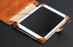 Leather IPad case pattern For IPad 4 IPad Air by NapkittenPattern on etsy