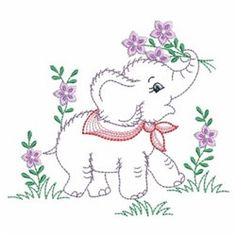 Grand Sewing Embroidery Designs At Home Ideas. Beauteous Finished Sewing Embroidery Designs At Home Ideas. Baby Embroidery, Learn Embroidery, Machine Embroidery Patterns, Silk Ribbon Embroidery, Hand Embroidery Designs, Applique Patterns, Vintage Embroidery, Embroidery Stitches, Embroidery Sampler