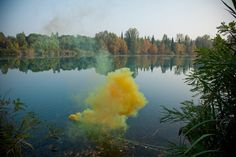 Filippo Minelli, from the project Silence/Shapes, 2009