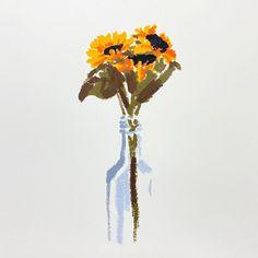 Oil Pastel Paintings, Oil Pastel Art, Oil Pastel Drawings, Watercolor Paintings, Art Drawings, Art Sketchbook, Aesthetic Art, Art Inspo, Painting & Drawing