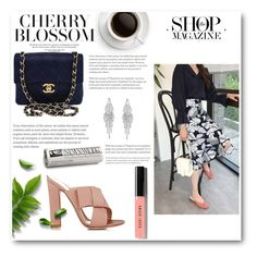 """summer to fall  skirt collection"" by en-66girls ❤ liked on Polyvore featuring Chanel, Gianvito Rossi, Humble Chic and Bobbi Brown Cosmetics"