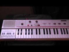 Casio MT-40 keyboard (sleng teng riddim)