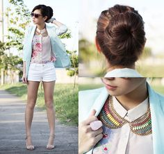 Sweet Little Thing (by Kryz Uy) http://lookbook.nu/look/3682161-Sweet-Little-Thing