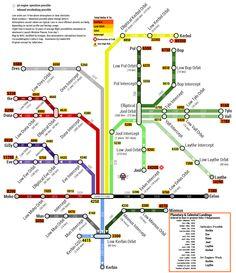 Ksp Delta V Map Cool Maps, - World Map Database on