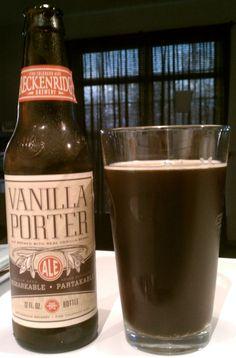 Breckenridge - Vanilla Porter