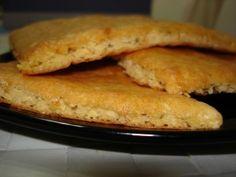 Plosnati kruh za sedviče