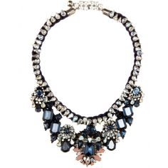 mytheresa.com - GILDA CRYSTAL NECKLACE - Luxury Fashion for Women / Designer clothing, shoes, bags