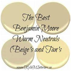 the best top benjamin moore warm neutrals beige and tan