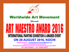 NEXT ART MAESTRO AWARD 2017 - COMING SOON