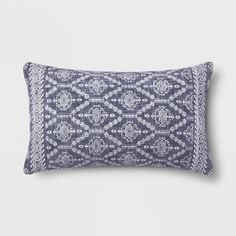 Interior: Use of the Color Blue in Your Home Oversized Throw Pillows, Blue Throw Pillows, Accent Pillows, Mattress Cleaning, Pillows Online, Blue Throws, Lumbar Throw Pillow, Pillow Room, Blue Bedding