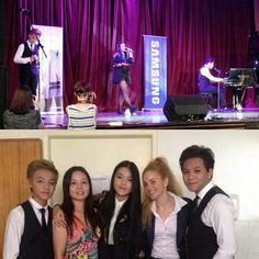 Backstage ^^ Backstage, Kpop