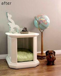 10 DIY Dog Beds | Home and Garden | CraftGossip.com