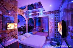 [ Lifestyle ] 10 hôtels insolites et romantiques à ParisBy Gaëlle de Smoothie Bikini
