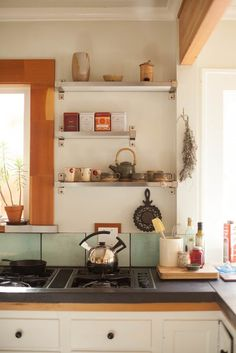 House Tour: A Cozy and Eclectic Portland Bungalow | Apartment Therapy