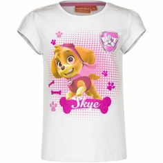 Girls Paw Patrol Skye T Shirt - Novelty-Characters
