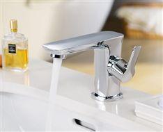 Lyra Basin Mixer Tap - £189 | Bathroom Heaven http://www.bathroomheaven.com/lyra-bathroom-taps/