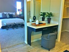 Would you like a built in #vanity in your #bathroom?