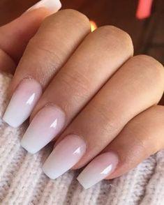 Classy natural nail polish