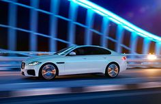 2016 Jaguar XF-S