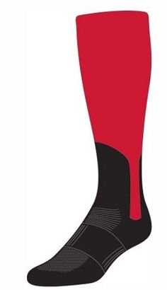 Twin City Custom Solid Color Stirrup Socks (Full Sock) Low minimums. Shop Awesome-Sports.Com