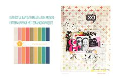 shanna noel: Video Tutorial | Using Digital Paper with your scr...