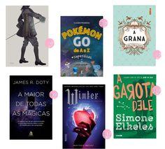Olá! Como este mês passou rápido, não? Quando vi, já erafim de mês, com mais vários lançamentos de livros para contar pra vocês. Olha, para quem gosta de ficção, vai ficar muito feliz. Tem muitos…