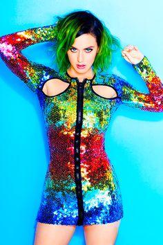 Katy Perry Cosmopolitan photo shoot by Matt Jones, 2014