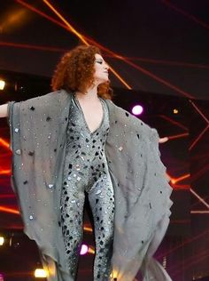 Jess Glynne at Wembley