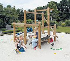 awesome playground piece