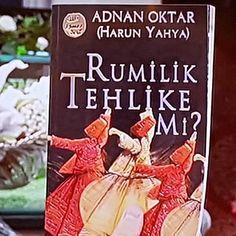 Sayın Adnan Oktar canlı yayında Rumilik Tehlike mi? isimli yeni kitabını tanıttı. Canlı yayın Facebook http://ift.tt/2hzkL3l #AdnanOktar #A9TV #twitter #instadaily #hayat #hayatakarken