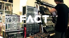 FACT TV: Against The Clock - Mathew Jonson