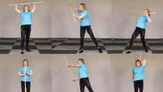 Keppijumppa on mainio treeni, joka vetreyttää ja lisää liikkuvuutta. Treenin voi tehdä vaikka mopilla, harjanvarrella tai sählymailalla. Outdoor Activities, Ballet Skirt, Exercise, Gym, Health, Sports, Ejercicio, Hs Sports, Tutu