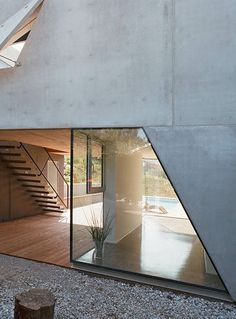 house p in Klosterneuburg by Caramel architects