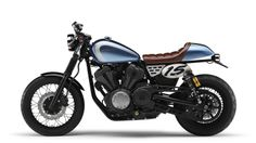 Yamaha Bolt Cafè Racer @ Tokyo Motorcycle Show 2013