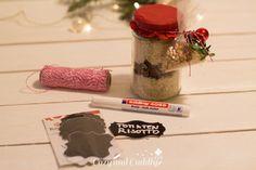 Advent:  Last-Minute Geschenk: Tomaten-Risotto im Glas - cozy and cuddly Adventskalender