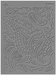 Lisa Pavelka 527060 Texture Stamp Paisley JHB International Inc http://www.amazon.com/dp/B003CC1YCG/ref=cm_sw_r_pi_dp_kXrNwb1FZVCCF