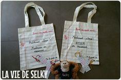 Tote Bag Maitresse, Art Corner, Teacher Appreciation Week, Cut, Reusable Tote Bags, Silhouette, Couture, Embroidery, Deco