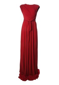 ISSA London Gown. Would be great for a Christmas Party.