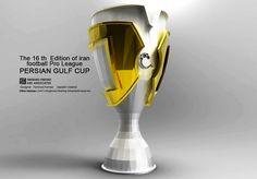 "Iran Football Pro league""PERSIAN GULF CUP"" Proccess Design --------Design by FarshadFarhad - Sepideh Valiahdi"
