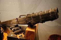 Medieval breech loaders from / at Stockholm Sweden