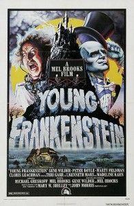 Young Frankenstein - 15 Halloween Movies for Teens