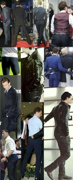 Omg Hiddleston's butt (*^*)/