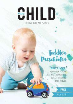 FREE Downloadable Toddler + PreSchooler Magazine
